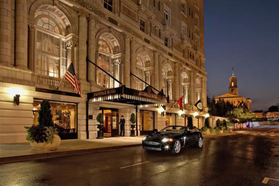 The Hermitage Hotel Nashville S Only Five Star