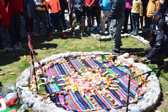 Hostal Chukirawa: tradiciones