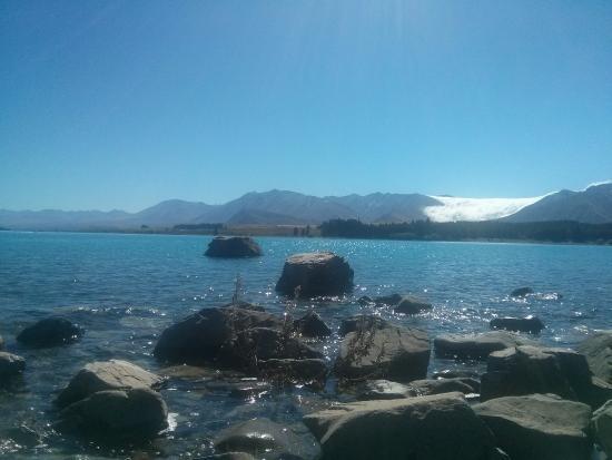 Queenstown, Nieuw-Zeeland: Lago Tekapo