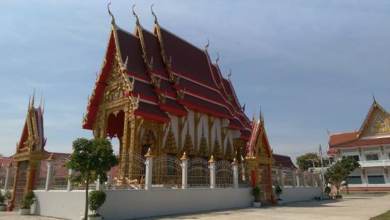 Pathum Thani, Thailand: Wat Bun Chuen Chu