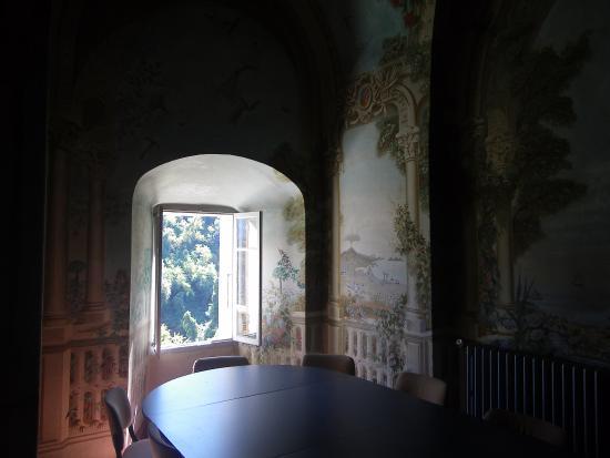 Couvent Saint Francois: salle de lecture