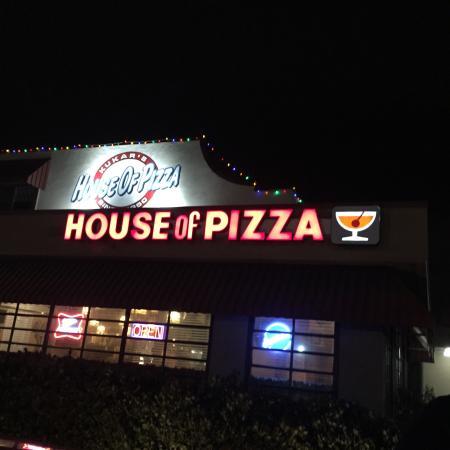 House of pizza san jose restaurantanmeldelser tripadvisor for Classic house of pizza