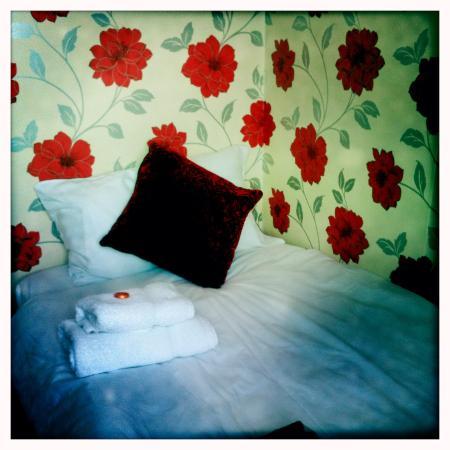 Arden Guest House : Letto singolo in camera tripla