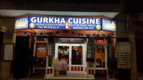‪Royal Gurkha Cuisine‬
