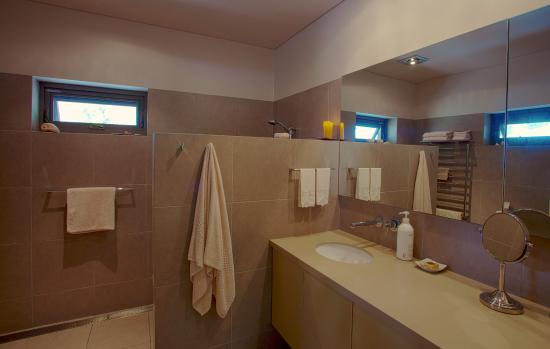 large walk in shower toilet and washer dryer heated floor and rh tripadvisor co za