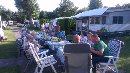 Duhnen, Germany: Tolles Strassenfest