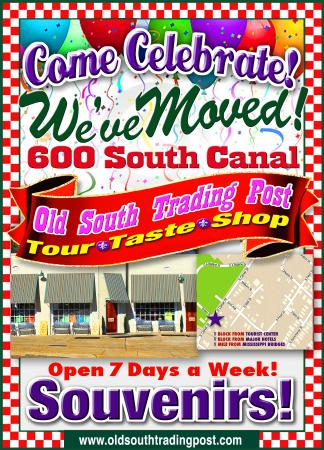 Natchez, MS: New Location!! 600 South Canal Street