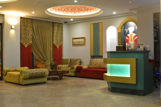 Sultan Mehmed Hotel : lobby