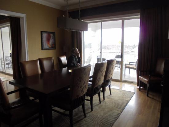 dining room and balconies picture of wyndham nashville nashville rh tripadvisor com