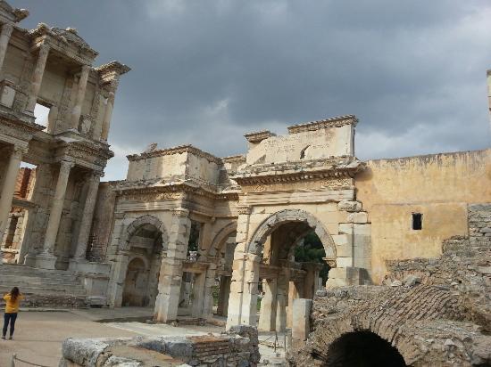 艾菲斯古城 - Picture of Ancient City of Ephesus, Selcuk ...