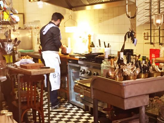 Balthazaru0027s Keuken: Offene Küche