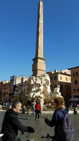 The Red Bicycle Touring Organisation : Rome Feb 2016