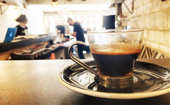 Kaldi Cafe Libertad
