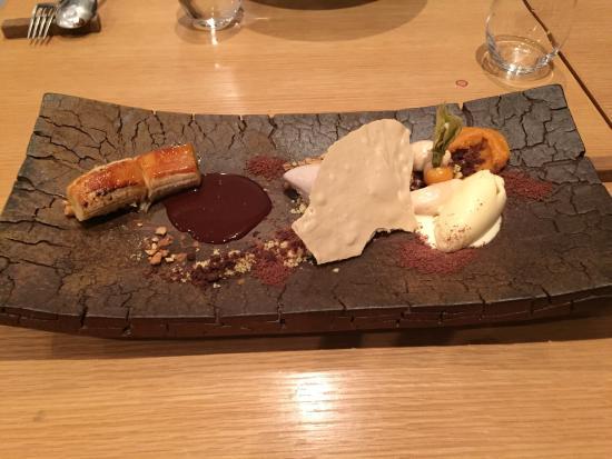 Le Clos Y: Un dessert à partager