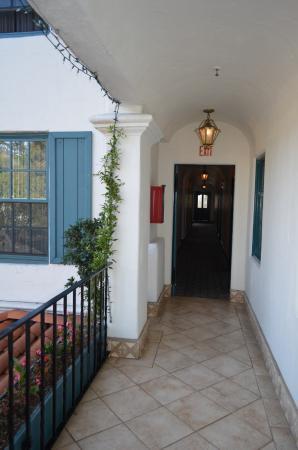 amazingly quaint elevator picture of montecito inn santa barbara rh tripadvisor com