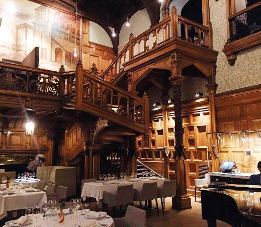 C.D.L. Restaurant : Дубовый зал
