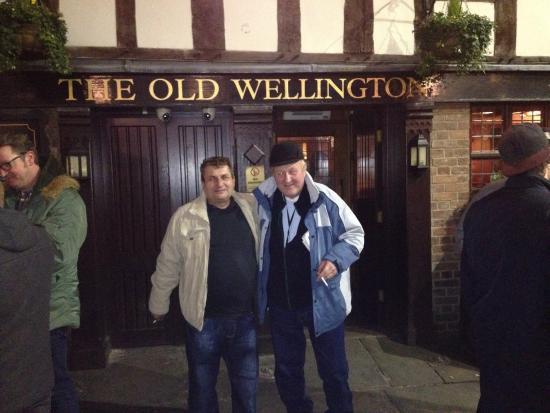 The Old Wellington Photo