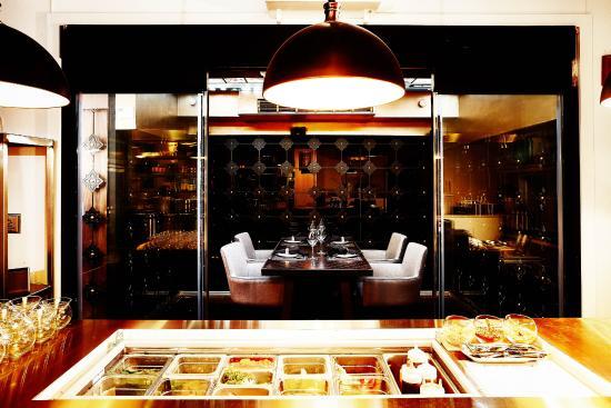 chef table picture of noi thai cuisine honolulu tripadvisor rh tripadvisor com