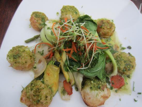 Lemongrass Grill Seafood & Bar: Delicious Scallops