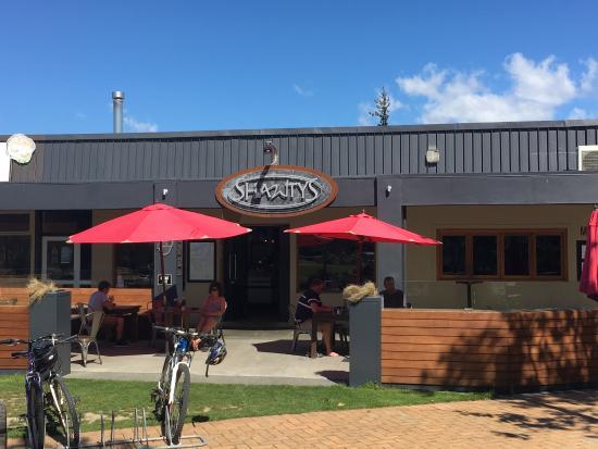 Twizel, Новая Зеландия: Shawty's Cafe