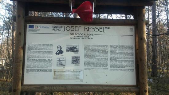 Sentiero Josef Ressel