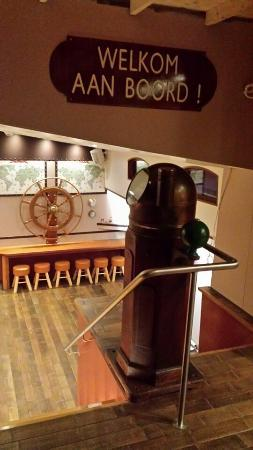Pannenkoekenschip Assen