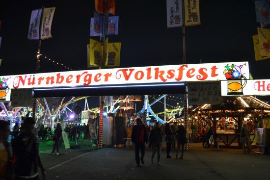 Nürnberger Volksfest