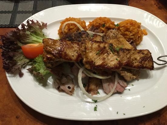 Restaurant Olympia: Gute Gerichte, große Portionen