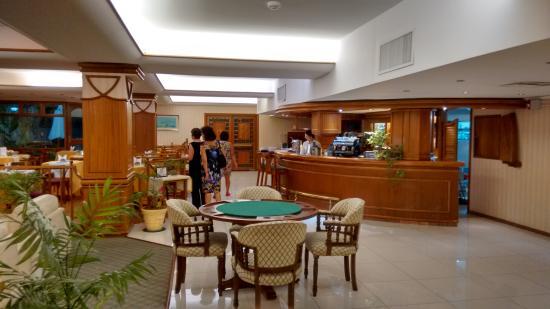 Hotel Remanso: Saguão