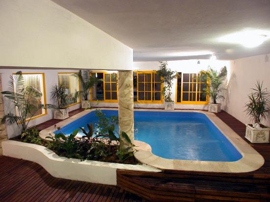 Hotel Sierrasol: piscina climatizada