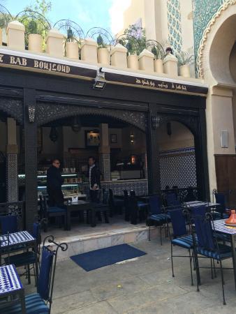 Cafe Jawharat Fes