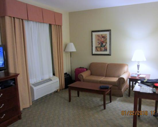 Hampton Inn & Suites Southern Pines-Pinehurst Bild
