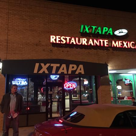Ixtapa Mexican Restaurant Montgomery Menu Prices Reviews Tripadvisor