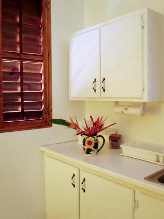 Roseau, Dominica: Kitchen