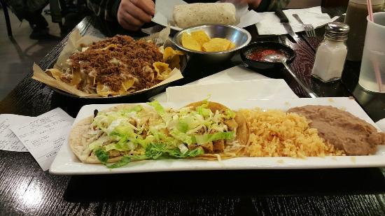 Burrito Parrilla Mexicana