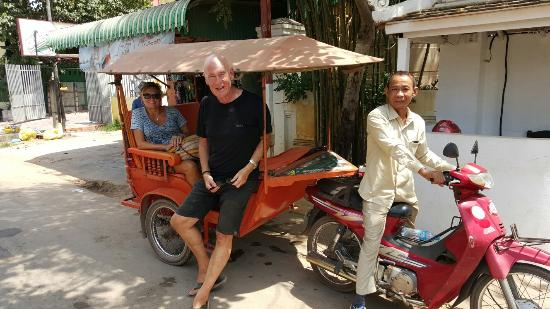 Angkor Driver and Tour Guide