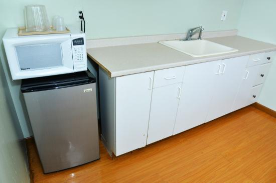 Colts Neck, Нью-Джерси: Suite Kitchen