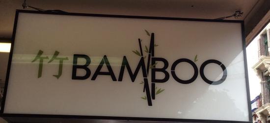Bamboo at Cuba