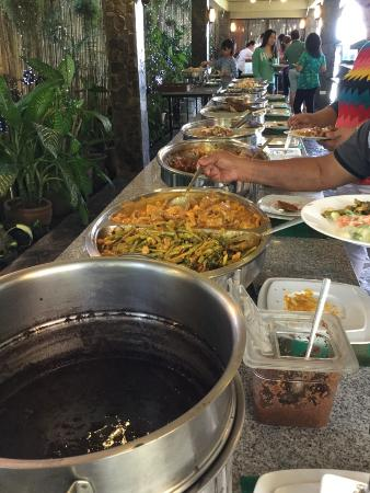 buffet food variety picture of josephine restaurant tagaytay rh tripadvisor ie