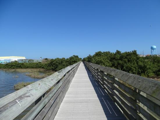 Laguna Madre Nature Trail