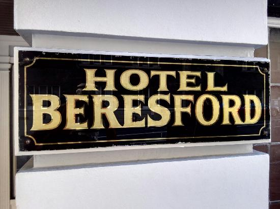 Twin bedroom was small picture of hotel beresford san francisco