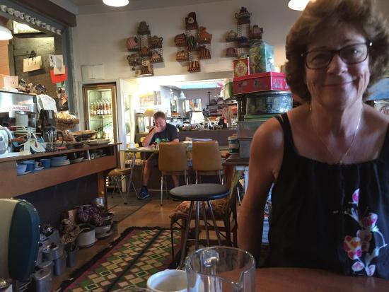 Cafe Primo e Secundo: fun shop
