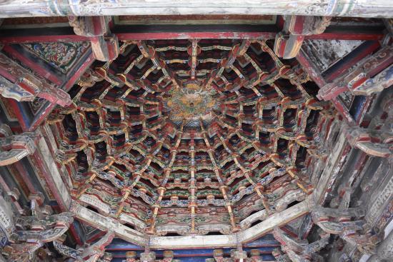 Lukang Longshan Temple