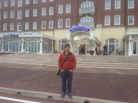 Picture of watermark hotel for Hotel amsterdam huis ten bosch