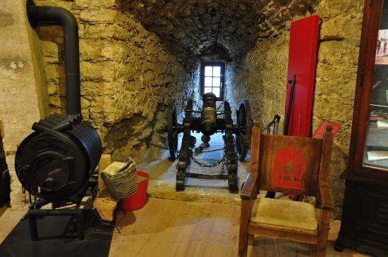 Zwinger Goslar: Museum des Spaten Mittelalters