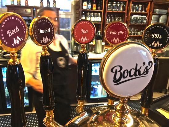 Bock's Corner Brewery