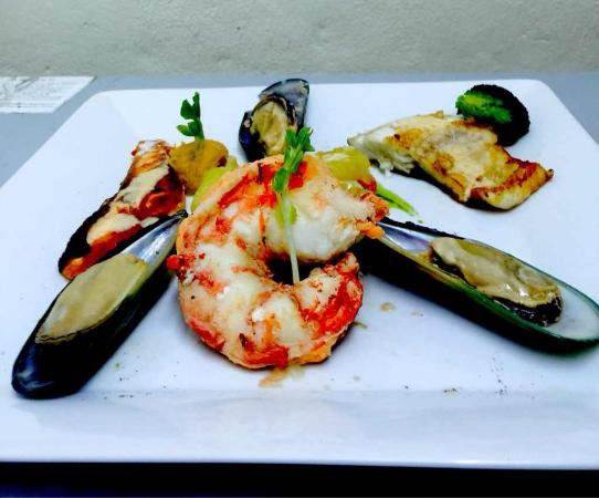 Red Moon : seafood