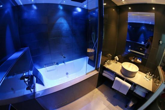 Door To Trocadero Room Picture Of Hotel Design Secret De Paris