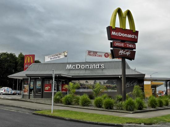 mcdonald s matamata 6 firth cl restaurant reviews phone number rh tripadvisor co nz