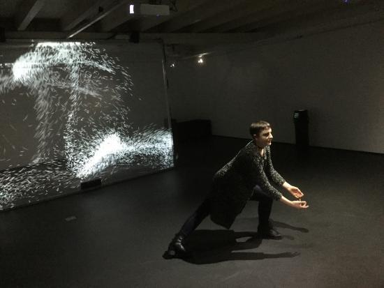 Maison Du0027Ailleurs: Installations Interactives De Lu0027exposition Danse Avec  Les étoiles